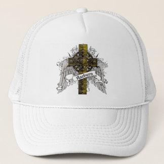 Raeburn Tartan Cross Trucker Hat