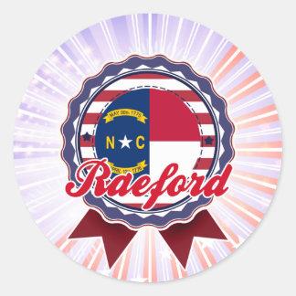 Raeford, NC Stickers