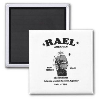 Rael Family Reunion Magnet