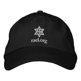 Rael org Embroidered Hat