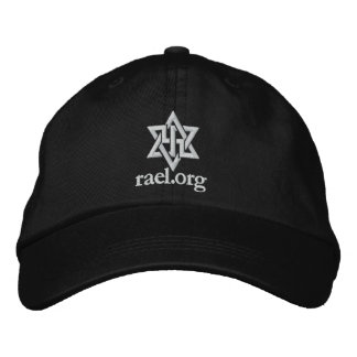 Rael.org Embroidered Hat