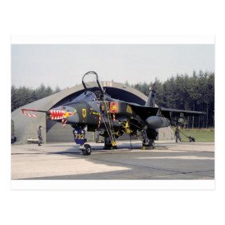 RAF 54 Squadron SEPECAT Jaguar GR.1 XX732 (1979) Postcard