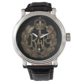RAF Cap Badge WWII King George Watches