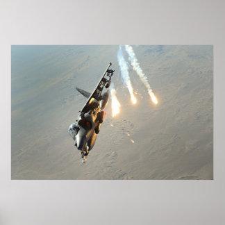 RAF GR-9 Harrier Print