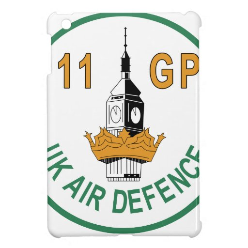 RAF Patch 11 Group GP UK Air Defence Phantom Torna Case For The iPad Mini
