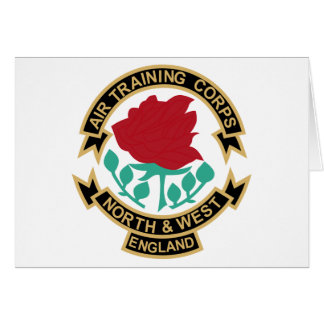 RAF Patch RAF Patch ATC North And West England Air Cards