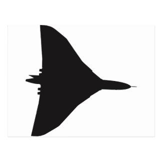 RAF Vulcan Bomber Postcards