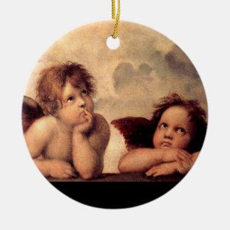 Rafael s Putti Ornament