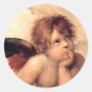 Rafael s Putti Sticker