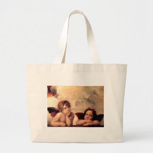 Rafael's Putti Tote Bag
