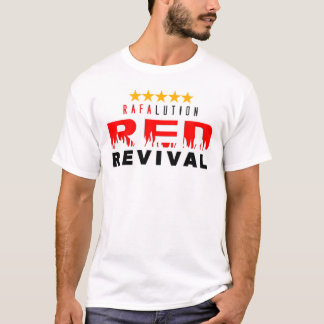 RAFALUTION - RED REVIVAL T-Shirt