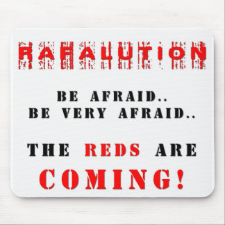 RAFALUTION - Reds Coming Mousepad