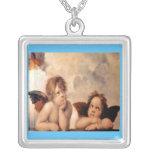 Raffaels Cherubs Necklace