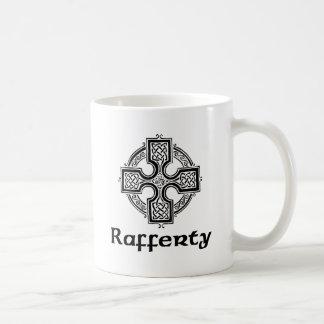 Rafferty Celtic Cross Coffee Mug