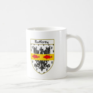 Rafferty Coat of Arms/Family Crest Coffee Mug