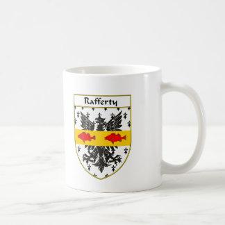 Rafferty Coat of Arms/Family Crest Mug