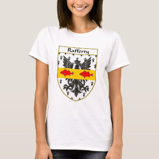 Rafferty Coat of Arms/Family Crest T-Shirt