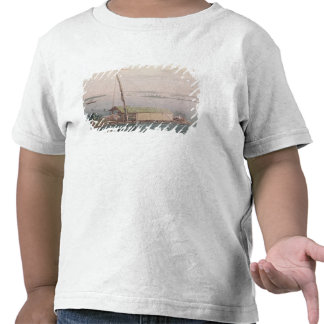 Raft on the Guayaquil River T-shirts