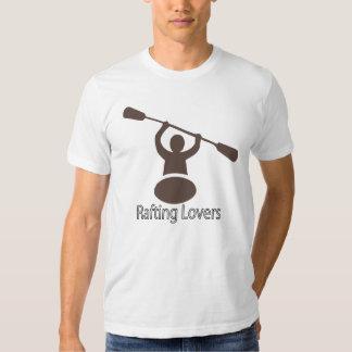 Rafting Lovers T-shirts