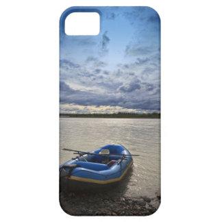 Rafting on Talkeetna River, Alaska iPhone 5 Covers