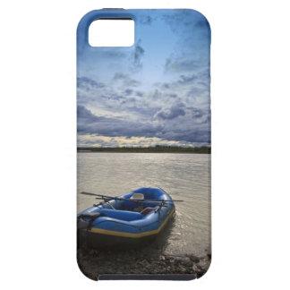Rafting on Talkeetna River, Alaska Tough iPhone 5 Case