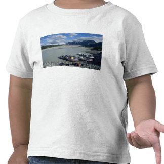 Rafting the Alsek River downstream T-shirt
