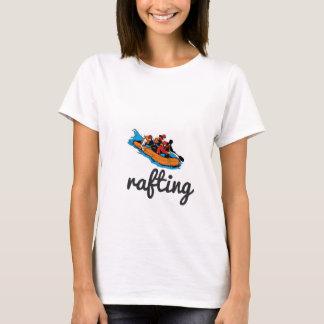 rafting women's Tshirts