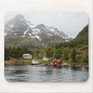 Raftsund - Norway Mouse Mat
