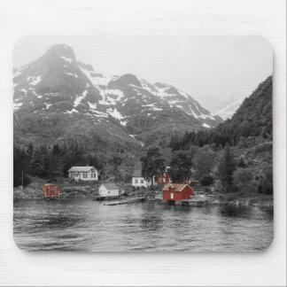 Raftsund - Norway Mouse Mat