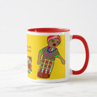 Rag Doll Coffee Mug