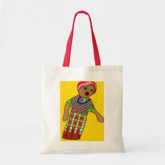 Rag Doll Tote Bag