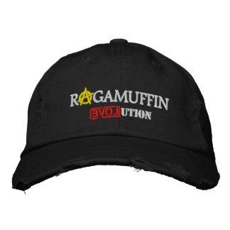 Ragamuffin Evolution Cap Embroidered Baseball Caps