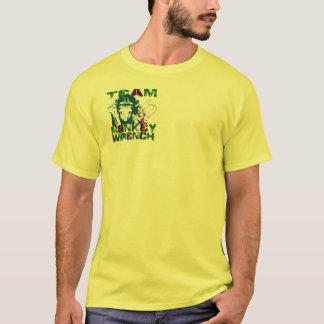 RAGBRAI Team Monkey Wrench Jersey T-Shirt