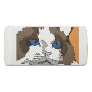 Ragdoll Cat Eraser