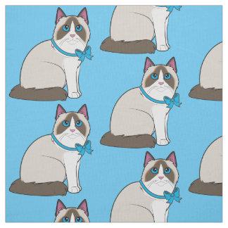 Ragdoll Cat Fabric