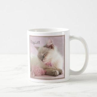 Ragdoll kiiten mug