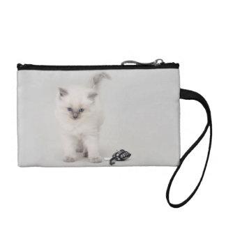 Ragdoll Kitten coin purse