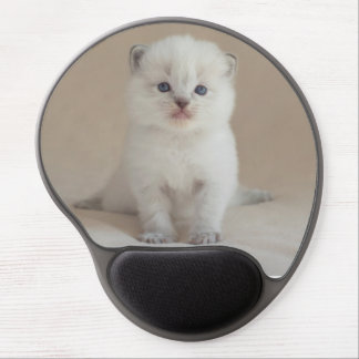 Ragdoll Kitten Gel Mouse Mat