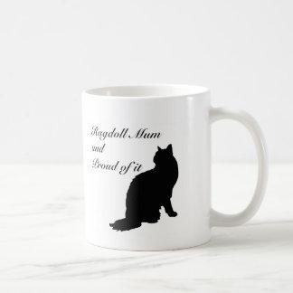 Ragdoll Mum Coffee Mug