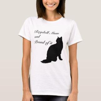 Ragdoll Mum T-Shirt