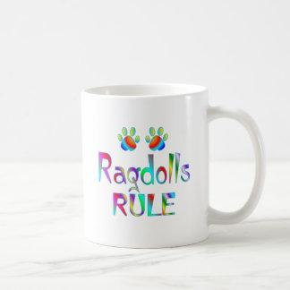 Ragdolls Rule Coffee Mug
