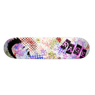 rage board skate board
