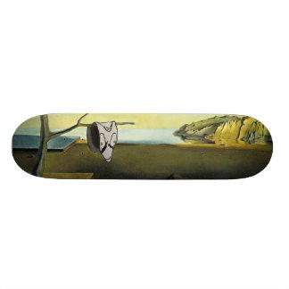 Rage Face Meme Face Comic Art Painting 18.1 Cm Old School Skateboard Deck