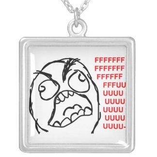 rage face rage comic meme lol rofl jewelry
