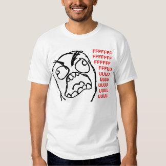 rage face rage comic meme lol rofl tee shirt