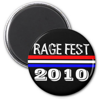 RAGE FEST 2010 SK8ER DISPLAY MAGNETS