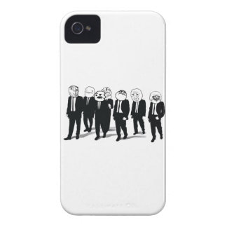 Rage Gang iPhone 4 4S Vertical Case iPhone 4 Case