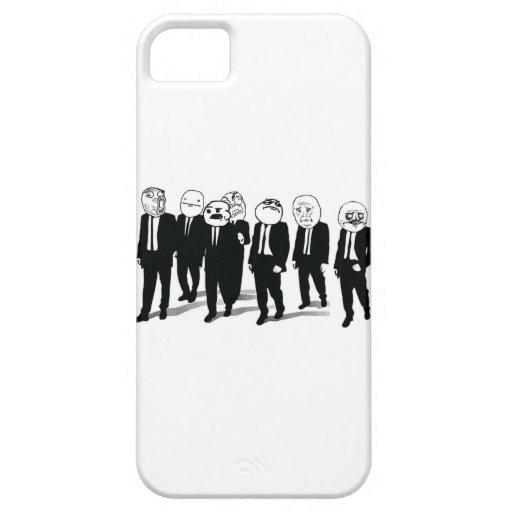 Rage Gang iPhone 5 Vertical Case iPhone 5 Cover