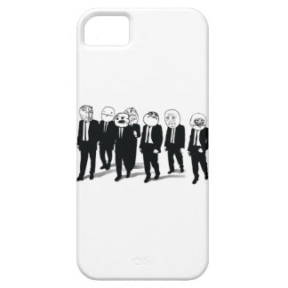 Rage Gang iPhone 5 Vertical Case