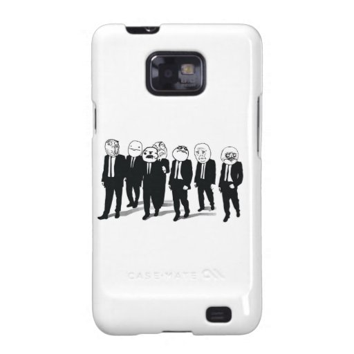 Rage Gang Samsung Galaxy S Vertical Case Samsung Galaxy S Cover
